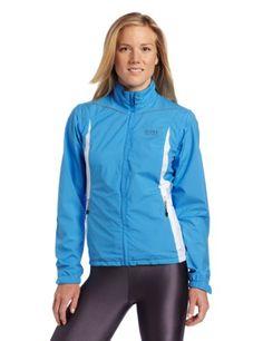 Gore Bike Wear Women's Countdown 2.0 Active Shell Zip-Off Lady Jacket, Waterfall Blue/White, XX-Large - http://ridingjerseys.com/gore-bike-wear-womens-countdown-2-0-active-shell-zip-off-lady-jacket-waterfall-bluewhite-xx-large/