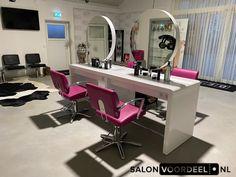 Decoration, Corner Desk, Vanity, Studio, Delaware, Manhattan, Furniture, Home Decor, Light Colors