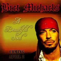 "In 8 days ""A Beautiful Soul"" arrives... - Team Bret"