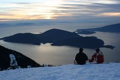 Cypress Mountain, West Vancouver.