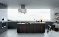 Fitted kitchens   Kitchen systems   Artex   Varenna Poliform. Check it out on Architonic