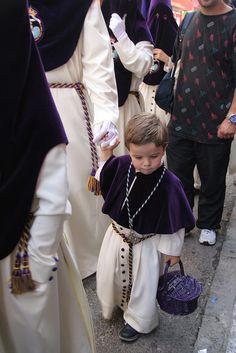 Semana Santa . Sevilla España