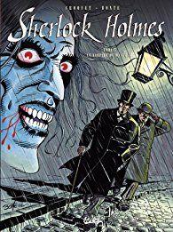 Sherlock Holmes - Tome 5 - Le Vampire du West End : Jean-Pierre Croquet & Benoît Bonte