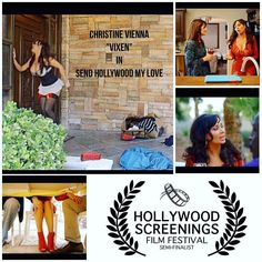 The film I worked on is a semi-finalist in another Film Festival YaY #hollywoodscreeningsfilmfestival #sendhollywoodmylove #shml #actress #actresslife #atlanta #hollywood #vegas #vixen #lingerie #model #sag #aftra #thespian #film #comedy #filmfestival #finalist #atlantaactors l4l #filmactress #christinevienna #livecooklove #homechef #sexychef #goodfoodgreatsex