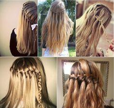 hair fashion vlechten - Google zoeken