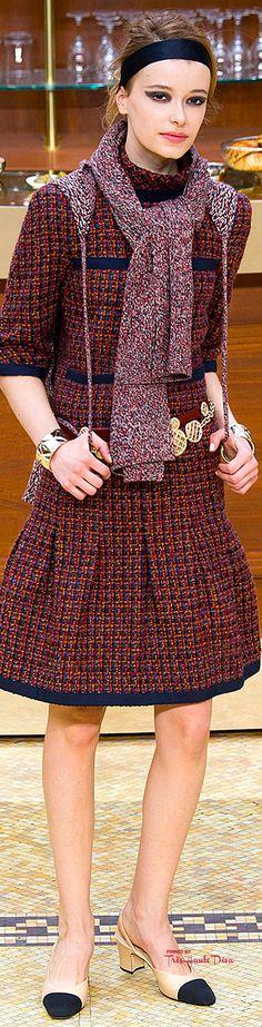 Chanel, Autumn/Winter 2015, Ready-to-Wear