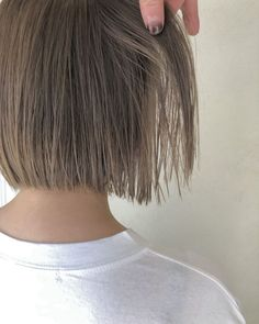 H Style, Hair Photo, Short Bob Hairstyles, Hair Highlights, Hair Designs, Hair Hacks, Curls, Beautiful People, Braids