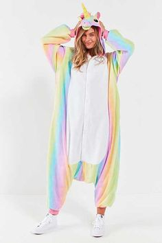 shop kigurumi dream unicorn costume at urban outfitters today we carry all the latest styles colors and brands for you to choose from right here