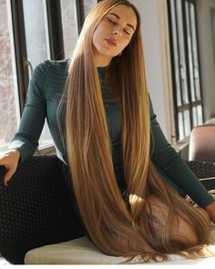 """2,303 Me gusta, 12 comentarios - Cabelos Longos   Long Hair  (@_cabeloslongos) en Instagram: """"Princesa """""""