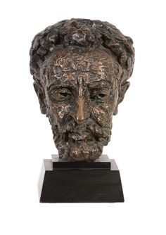 Buy online, view images and see past prices for Sir Jacob Epstein (British - Emperor Haile Selassie. Invaluable is the world's largest marketplace for art, antiques, and collectibles. Haile Selassie, Emperor, Art Art, Sculpting, Art Projects, Identity, Lion Sculpture, Auction, British