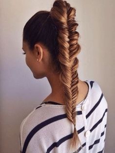 Cool And Must-Have Summer Hairstyles For Women; Must-Have Summer Hairstyles; Summer Hairstyles For Women; New Short Hairstyles, Hairstyles For School, Braided Hairstyles, Short Haircuts, Toddler Hairstyles, Hairstyles Pictures, Pretty Hairstyles, Easy Summer Hairstyles, Fashion Hairstyles