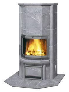 TU930 - Tulikivi Soapstone Fireplace