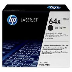HP LaserJet 64X Black Print A HP LaserJet 64X Black Print A by HP. $399.00. Residents of CA, DC, MA, MD, NJ, NY - STUN GUNS, AMMO/MAGAZINES, AIR/BB GUNS and RIFLES are prohibited shipping to your state. Also note that picture may wrongfully represent. Please read title and description thoroughly.. Shipping Weight: 7.40 lbs. This product may be prohibited inbound shipment to your destination.. Brand Name: HP Consumables Mfg#: 883585007608. Please refer to SKU# PRA40...