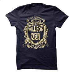 PROUD TO BE WILLISON! - #bridesmaid gift #gift girl. CHECK PRICE => https://www.sunfrog.com/St-Patricks/PROUD-TO-BE-WILLISON.html?id=60505