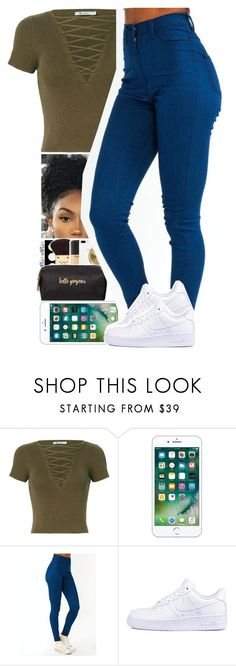 """""""untitled #151"""" by xxsaraxtaraxx ❤ liked on Polyvore featuring T By Alexander Wang and NIKE"""