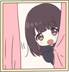 Dibujos Anime Chibi, Cute Anime Chibi, Cute Anime Pics, Anime Girl Cute, Beautiful Anime Girl, Kawaii Anime Girl, Anime Art Girl, Manga Girl, Manga Anime