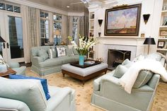 Live and die by the living room interior design