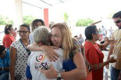 Abraços gostoso assim é bom demais! #TeresaSurita #EuAmoBoaVista #BoaVista #Roraima