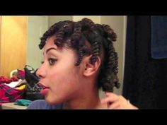 Carmen's Chunky Twist Out Tutorial (requested)
