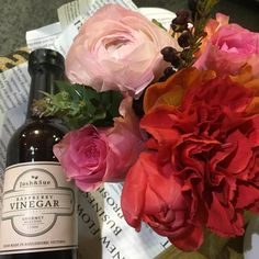 Josh&Sue Gourmet Selection an award winning condiment company, crafted in Daylesford, small batches full of all natural ingredients. Rose Harissa, Salad Vinegar, Australian Food, Daylesford, Gourmet Recipes, The Selection, Raspberry, Flowers, Plants
