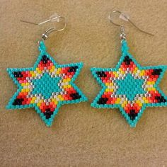 Turquoise Fire Star Source by