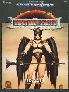 DS1 Freedom (2e) - Wizards of the Coast | AD&D 2nd Ed. | Dark Sun | AD&D 2nd Ed. | RPGNow.com