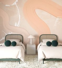 Home Decor Signs, Easy Home Decor, Home Decor Styles, Interior Wallpaper, Home Wallpaper, Kitchen Wallpaper, Grey Wallpaper, Modern Wallpaper, Contemporary Interior Design