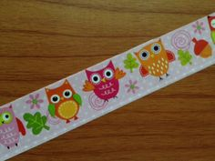 Owl tape by StickersKingdom on Etsy. ***Great for a single mini-tattoo or all of them as a bracelet/anklet/armband.***