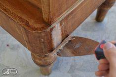A fatapasz használata - Azúr Bagoly Wood Crafts, Painted Furniture, Decoupage, Restoration, Shabby Chic, Handmade, Painting, Inspiration, Vintage