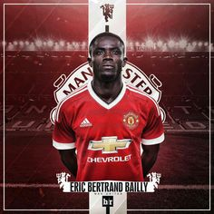 Eric Bailly Manchester United.....