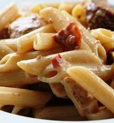 Légende d'Automne: Coup de coeur:) Gf Recipes, Macaroni And Cheese, Bacon, Food And Drink, Pasta, Cooking, Ethnic Recipes, Sauces, Italian Cuisine