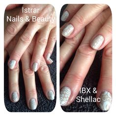 IBX and shellac