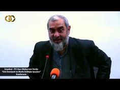 """55-""""Göz Emniyeti ve Mutlu Evliliğin ipuçları"""" Konferansı İYC Hacı Muharrem Üniversite Yurdu"""