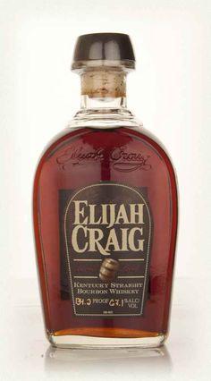 Elijah Craig 12 Year Old Barrel Proof (67.1%)