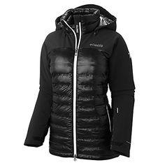 Columbia Titanium Men's Heatzone 1000 Turbodown Winter jacket