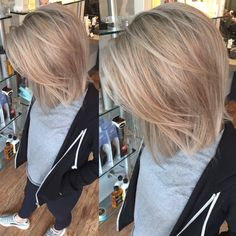 Fab hair in her acti