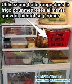 ranger les aliments au bon endroit dans le frigo fiche pratique organisation pinterest. Black Bedroom Furniture Sets. Home Design Ideas