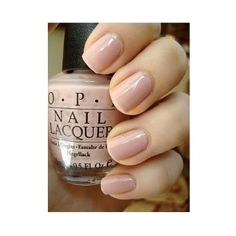 """""""Miso Happy with This Color"""" nail polish by OPI / The 15 Most Offensively Named Beauty Products (via BuzzFeed)"""
