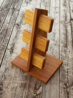 Your place to buy and sell all things handmade Bedside Organizer, Watch Organizer, Watch Storage, Watch Holder, Ring Holder Wedding, Watch Display, Wooden Watch, Jewelry Organization, Teak