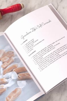 how to make a recipe book diy by emma recipes make your own