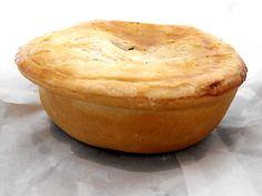 Aussie Meat Pie, Melbourne, Australia Types Of Meat, Hand Pies, Melbourne Australia, Camembert Cheese, Casserole, Sandwiches, Pockets, Island, Desserts