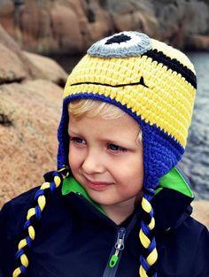 Hekla Minion Lue Minions, Winter Hats, Barn, Fashion, Moda, Converted Barn, The Minions, La Mode, Barns