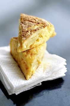 Tortilla hiszpanska z ziemniakow