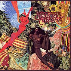 Guest poster Erin Byrne talks about having an album spin her round like a record, baby - Santana's Abraxas