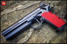 TFB REVIEW: The FK BRNO Field Pistol - The Firearm BlogThe Firearm Blog
