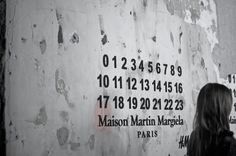 Maison Martin Margiela for H&M Launch Party