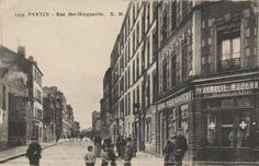 PANTIN -  rue sainte marguerite