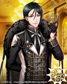 Sebastian Michaelis King~