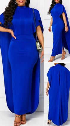 Modest Dresses, Simple Dresses, Cute Dresses, Beautiful Dresses, Casual Dresses, Ankara Gown Styles, Club Party Dresses, Cool Outfits, Outfits Dress