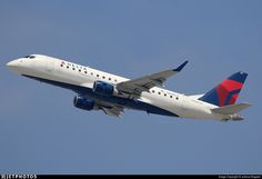 Photo of N619CZ - Embraer 170-200LR - Delta Connection (Compass Airlines)